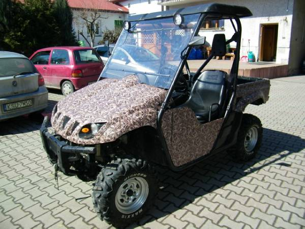 buggy yamaha rhino byggy yamaha rhino occasion prix 4 099 ann e d 39 immatriculation 2006. Black Bedroom Furniture Sets. Home Design Ideas