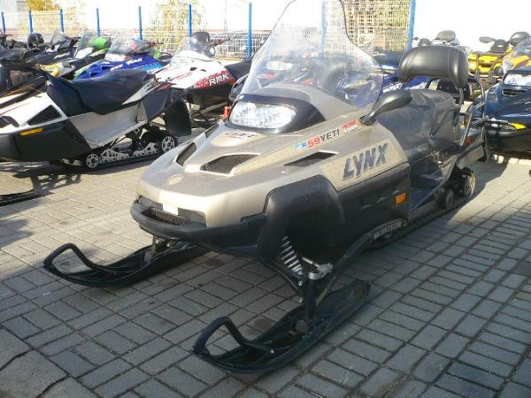 Ski-doo Bombardier Expedition LYNX Rotax V-1000