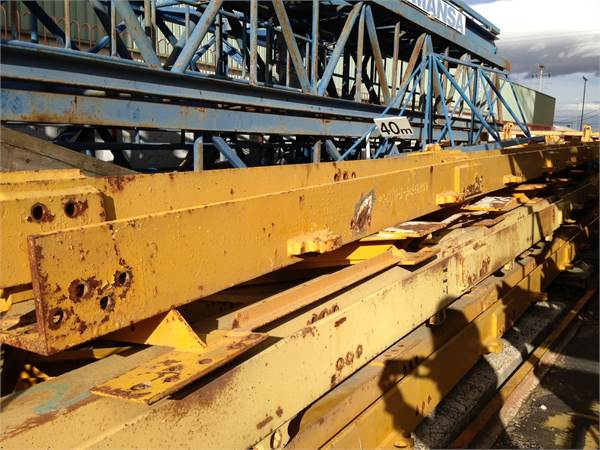 Used Tramo Potain J17 crane parts and equipment Price: $1,177 for sale ...