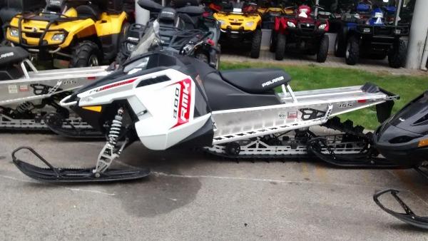 Used Polaris Rmk 800 2014 1500km Snowmobiles Year  2014 Price   8 428 For Sale