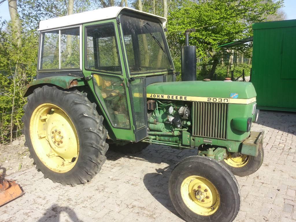 John Deere 2030 for sale - Year: 1980 | Used John