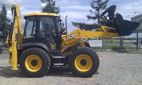 JCB 4CX ECO NOWA NEW 2015/2016