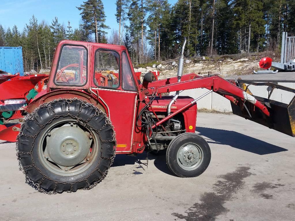 1958 Ferguson Tractor Attachments : Used massey ferguson tractors year price