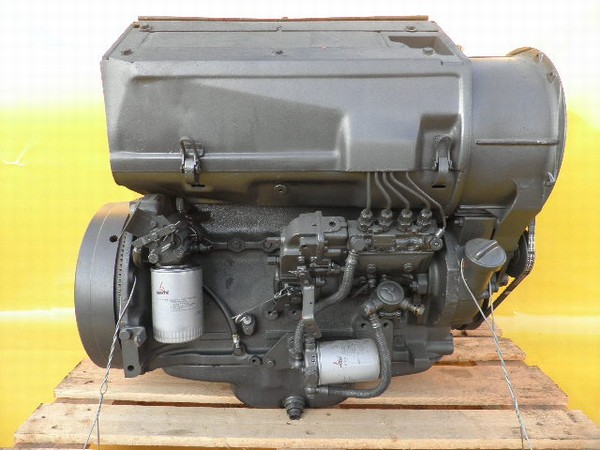 Used Deutz Bf 4 L 913 Bf4l913 Engines Year 1995 For