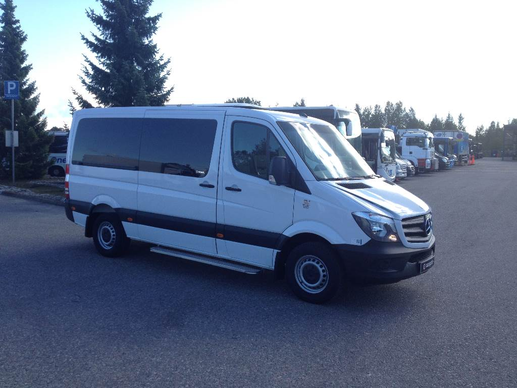 mercedes benz sprinter 313 cdi for sale price 66 886 year 2015 used mercedes benz. Black Bedroom Furniture Sets. Home Design Ideas