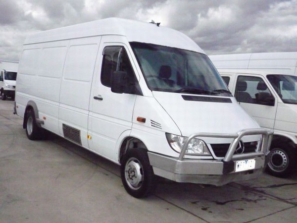 Mercedes-Benz Sprinter Van for Sale