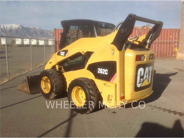Logan (UT) United States  city images : Caterpillar 262C for sale Logan, UT Price: $29,500, Year: 2007 | Used ...