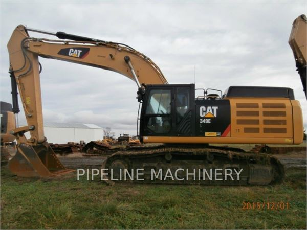 Marion (IL) United States  city images : Caterpillar 349EL for sale Marion, IL , Year: 2014 | Used Caterpillar ...