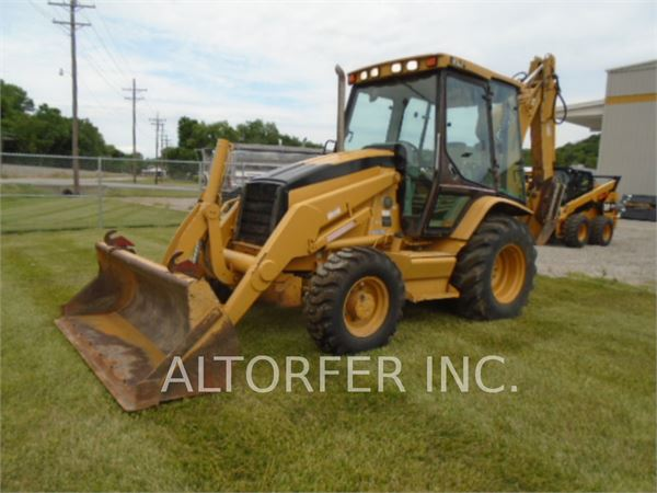 Hannibal (MO) United States  city images : Caterpillar 416D for sale Hannibal, MO Price: $29,950, Year: 2002 ...