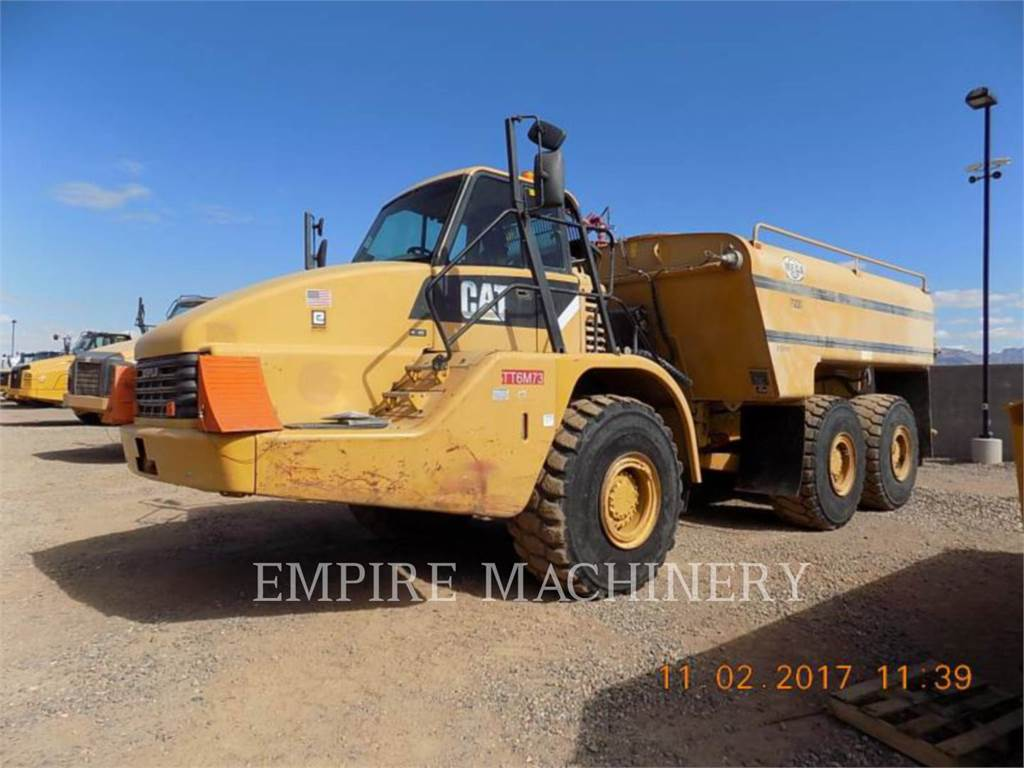 Eloy (AZ) United States  City pictures : Caterpillar 735 WT for sale Eloy, AZ Price: $436,908, Year: 2007 ...