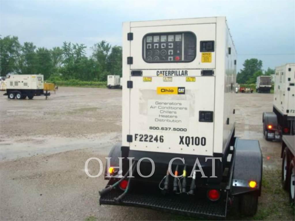 Xq100 price 32 633 2011 diesel generators mascus ireland