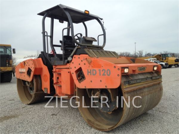 Altoona (IA) United States  City new picture : Hamm HD120 for sale Altoona, IA Price: $18,500, Year: 2002 | Used Hamm ...