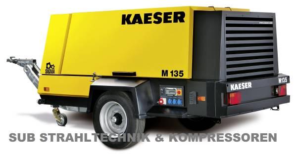 Kaeser M135 Neu - außerhalb der EU