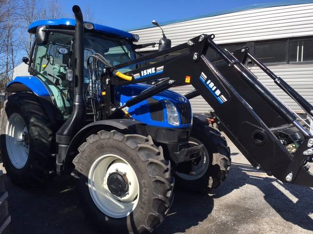 New Holland T6.140 AC DL SS