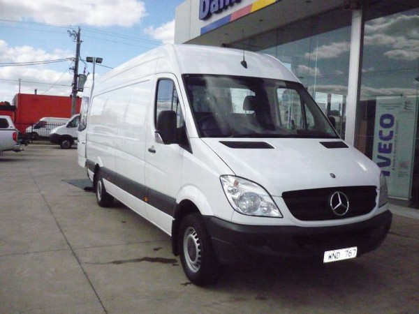 Mercedes Sprinter 315 Cdi Sprinter 315 Cdi Lwb High