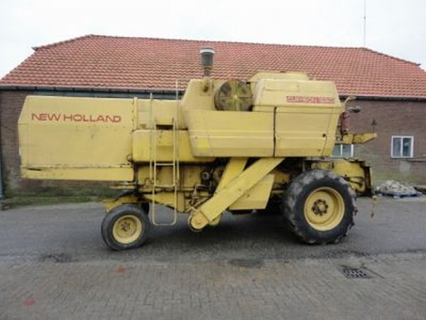 New Holland 1550