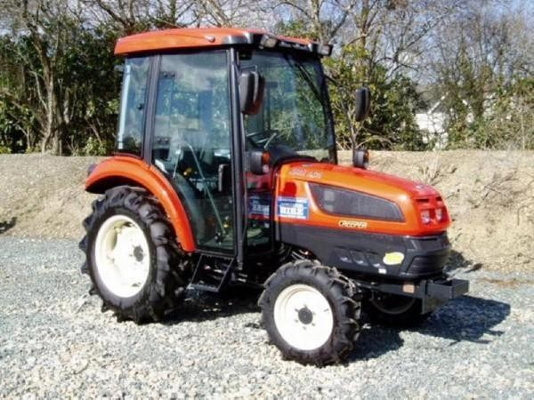 Kioti CK20 Review, Price, Information - Compact Tractor Review