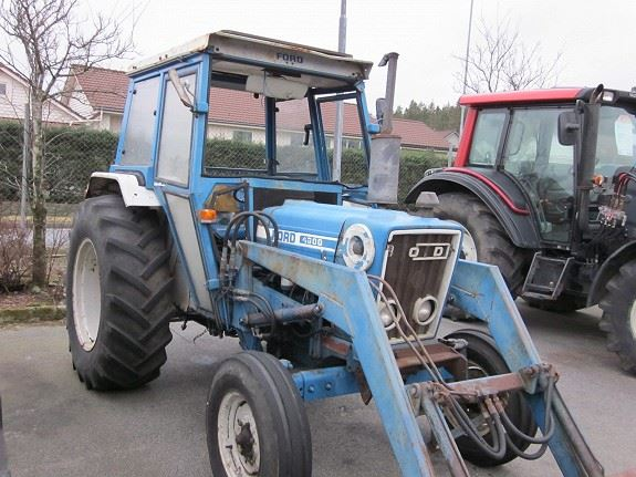 Ford 4600 Diesel Tractor Parts : Ford