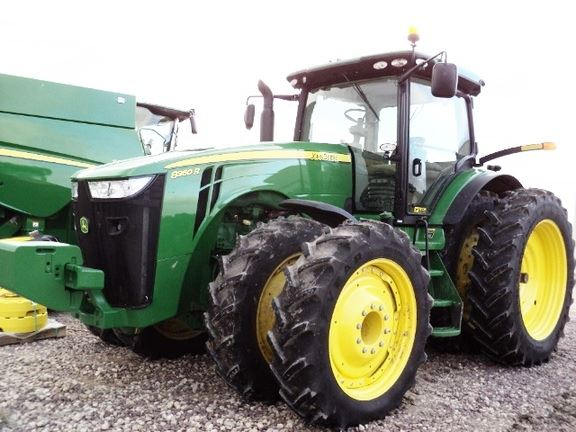 Le Mars (IA) United States  city pictures gallery : John Deere 8360R for sale Le Mars, IA Price: $242,000, Year: 2013 ...