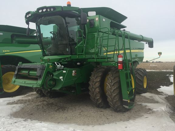 Kewanee (IL) United States  city photos : John Deere S670 for sale Kewanee, IL Price: $225,900, Year: 2013 ...