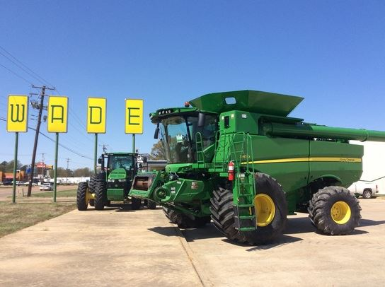 Indianola (MS) United States  city photos : John Deere S690 for sale Indianola, MS Price: $370,000, Year: 2014 ...