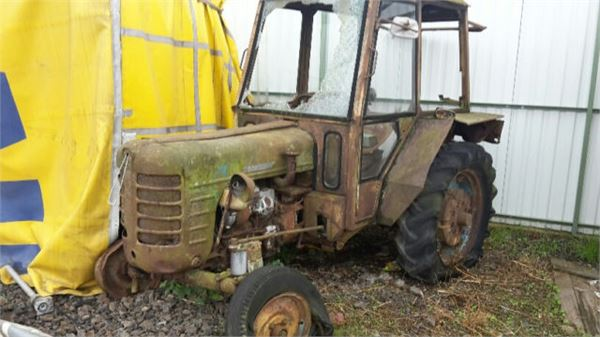 Zetor 3011 without brief and plates