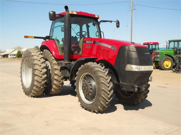 Winner (SD) United States  city photo : Case IH MAGNUM 190 for sale Winner, South Dakota Price: $125,000, Year ...