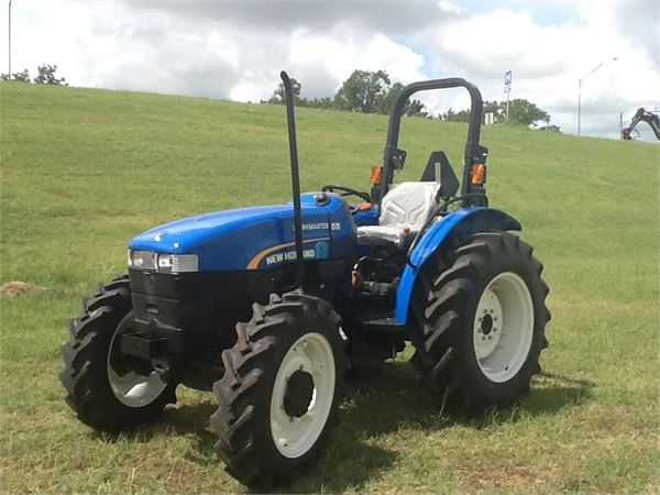 New Holland Workmaster 55 Problems