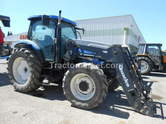 New Holland TS 115 PLUS