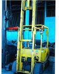 Komatsu FB20EX5, Electric forklift trucks, Material Handling