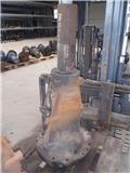 Hürlimann XT 913、2005、傳動裝置