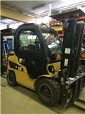 Caterpillar DP 30 N, 2007, Dieseltrukit