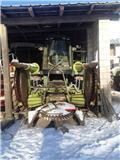 Johne deere 6710, Önjáró szecskázók, Mezőgazdasági gépek