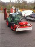 Kuhn FC 883 + FC 313 LiftControl 2008, Mower-conditioners
