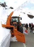kachlbacher T1000/1400, 2008, Sniego permetimo mašinos