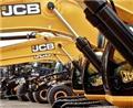 JCB JS 200, 2011, Raupenbagger