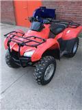 Honda TRX 420, 2012, ATVler