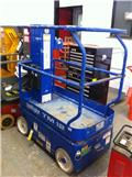 Upright TM12, 2003, Scissor Lifts