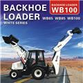 Forway WB 100, 2014, Backhoe