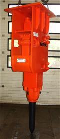 NPK H 8X 1150kg 14↔22t Generalüberholt, 2014, Martillos hidráulicos