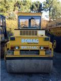 Bomag BW 154 AC, Compactadores para terra
