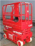 Genie GS1930, 2001, Scheren-Arbeitsbühnen