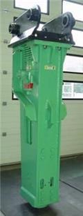 Montabert BRH 501 1100kg 12↔20t Generalüberholt, 2014, Młoty