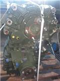 Verteilergetriebe Nutzfahrzeug AG C173 Z-L, Hajtóművek