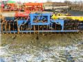 Dal-Bo LEVELFLEX FRONTPAKKER 4 M. HYDR.SPRINGBOARD, Other tillage machines and accessories