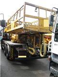 AMV arbetsplattform 12 meter - 1000 kg, 1998, Lastebilmontert lift