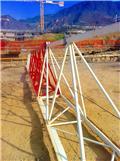 Terex Comedil CTT 181 A8TS21, 2005, Tower cranes
