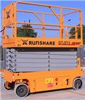 Runshare GTJZ-12, 2016, Elevadores de tesoura
