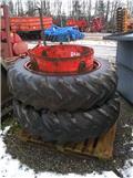 Двойное колесо Raju 15.5-38