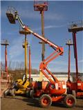 Haulotte HA 16 PX, 2002, Articulated boom lifts